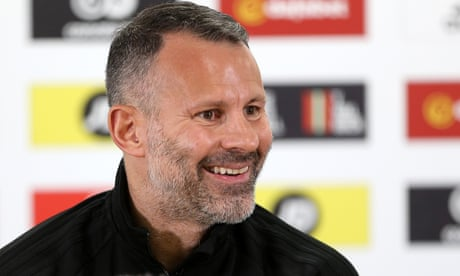 Ryan Giggs likens Wales' Nations League game with Denmark to cup final