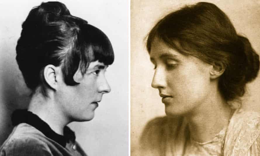 Virginia Woolf  Katherine Mansfield.