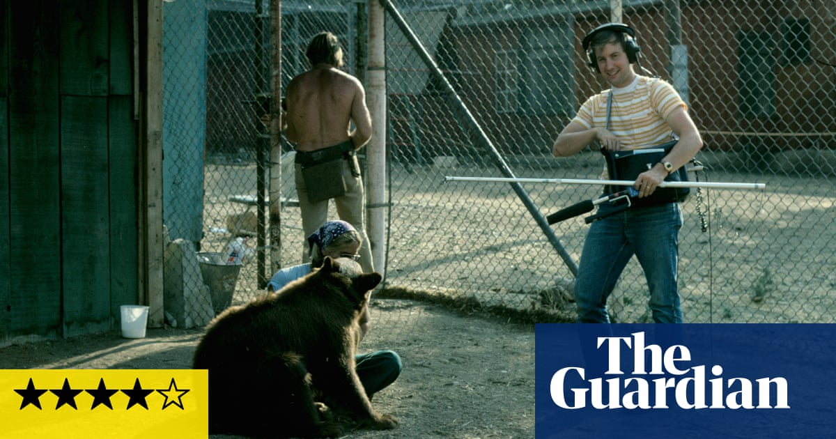 Making Waves: The Art of Cinematic Sound review – why Top Gun roared