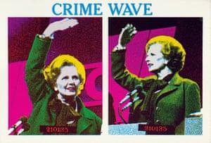 South Atlantic Souvenirs, Crime Wave, 1982