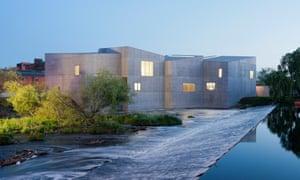 The Hepworth Wakefield art gallery