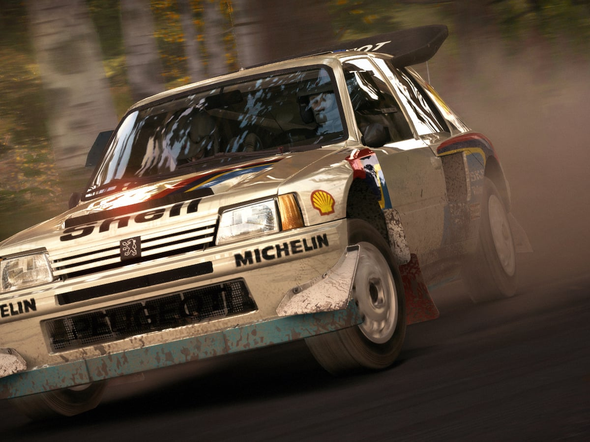 Ai Racing Cars 2 Roblox Dirt Rally Review An Authentic And Rewarding New Era For Rally Sims Games The Guardian