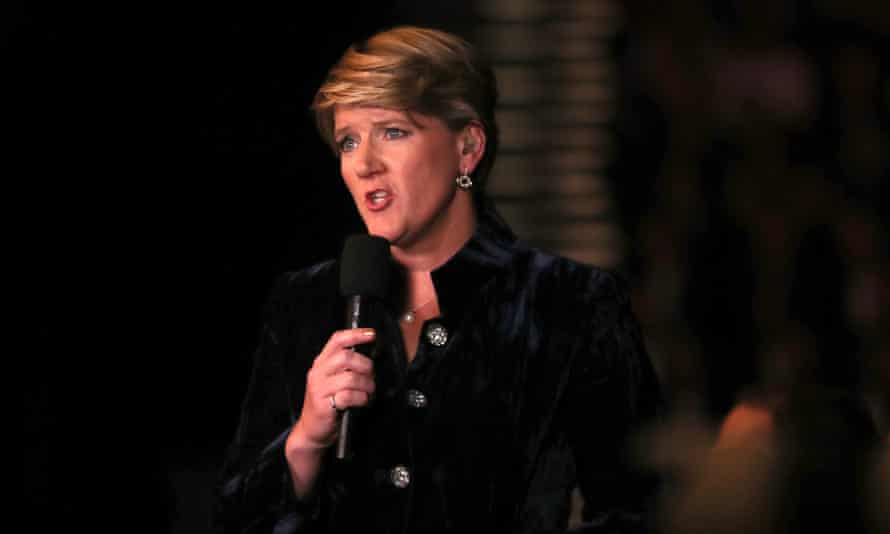 The broadcaster Clare Balding, who had been due to host an arms trade dinner in London this week.