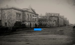 Opening image from Dublin Rising, Google Maps' virtual reality tour of the city.