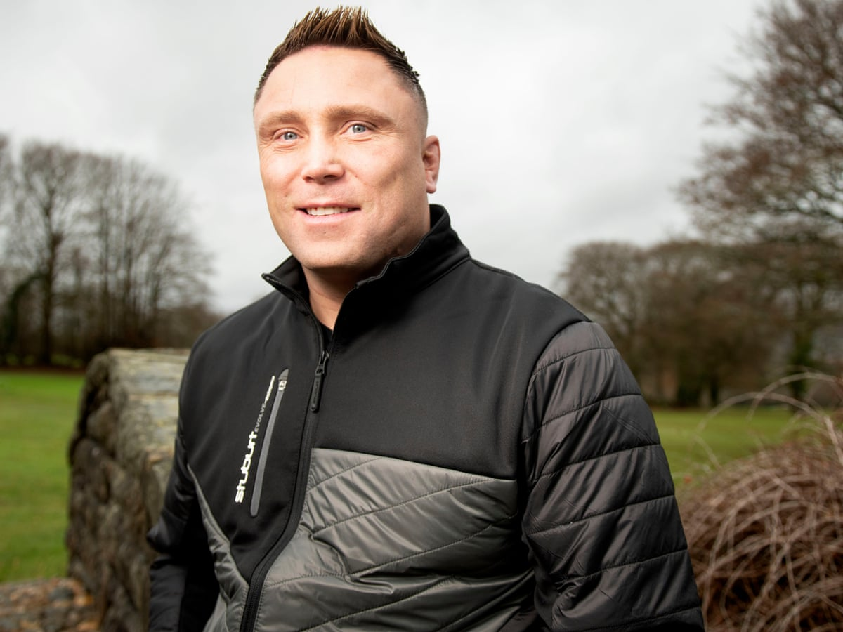 Gerwyn Price: 'I was painted as the pantomime villain of darts' | PDC World Championships | The Guardian