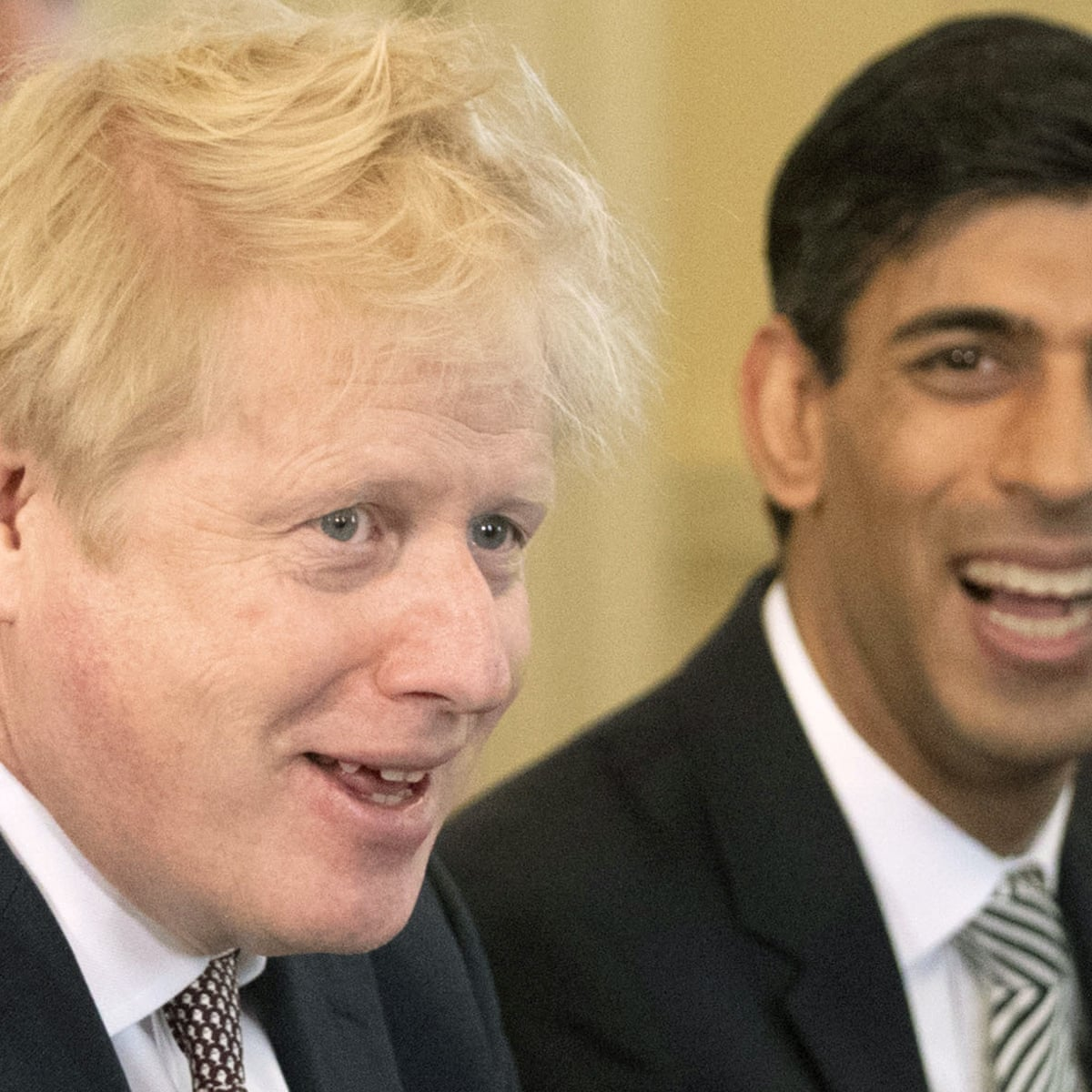 Rishi Sunak S Impossible Task Sticking To A Plan Johnson Doesn T Have Budget 2020 The Guardian