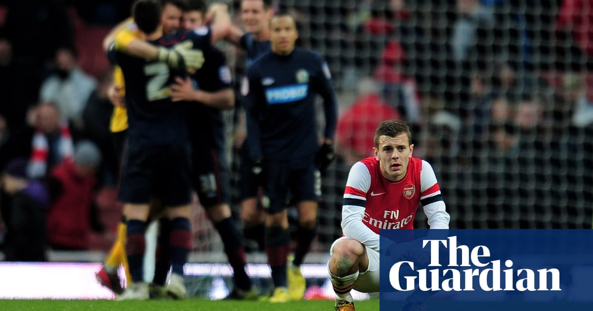My Favourite Game When Blackburn Stunned Arsenal In The 2013 Fa