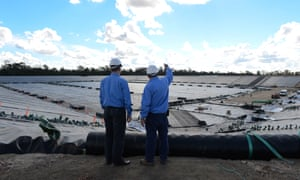Santos's Narrabri gas project