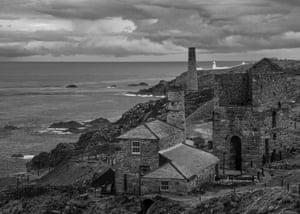 Levant Tin and Copper Mine, Cornwall, UK, by Andy Leonard