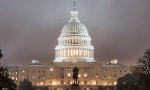 US Capitol Building in Washington.