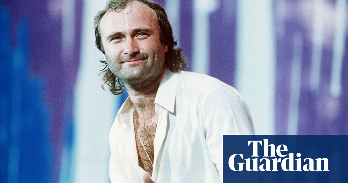 Against all odds: why Phil Collins' comeback could save pop