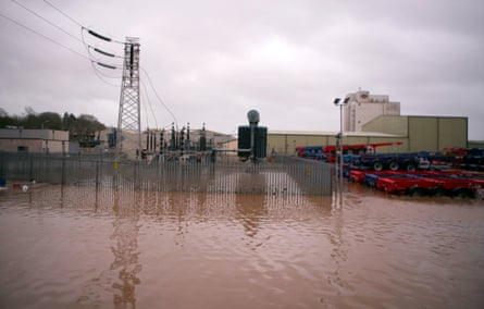 Flooding caused a four-day power cut in Lancaster last December, affecting more than 60,000 homes and businesses as well as transport, communication and emergency services.