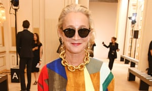 Lucinda Chambers, whose interview sparked a media frenzy.