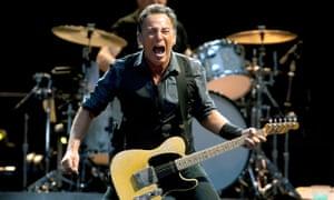 Bruce Springsteen in Milan, 2012