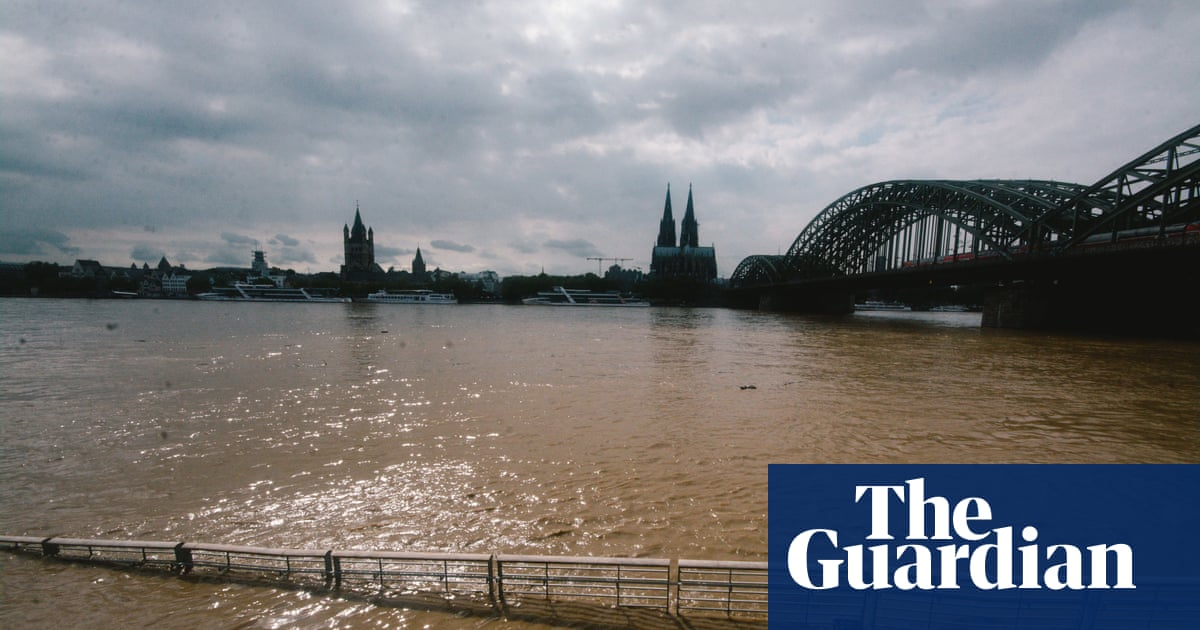 Weatherwatch: rainfall and heat records smashed in July