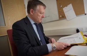 Kevan Jones MP has spoken of suffering from depression.