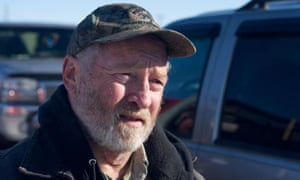 Kenneth Medenbach spoke with the Guardian on 2 January at a public rally in support of the ranchers, held in the same Safeway car park where he was arrested.