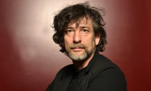'I just wish Sir Terry were alive to see it' … Neil Gaiman.