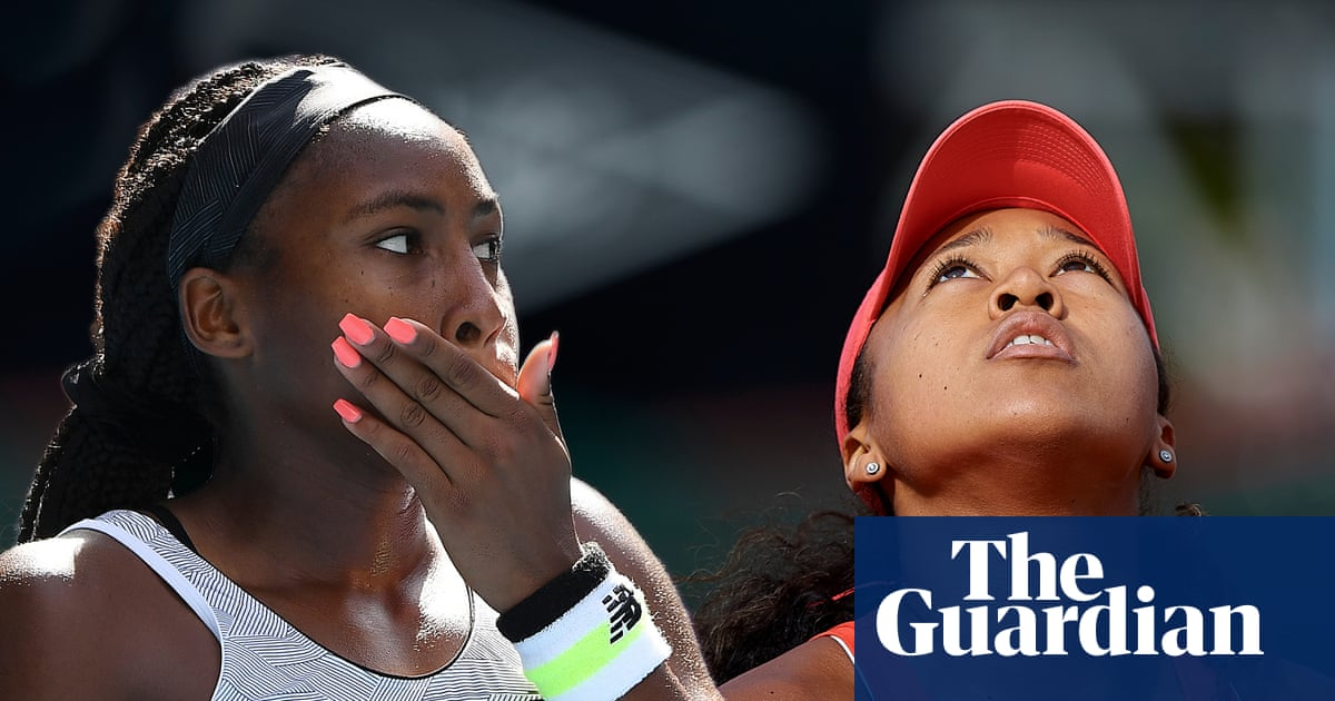 Osaka and Gauff should not be discouraged from their protests | Tumaini Carayol