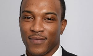Photograph of Ashley Walters
