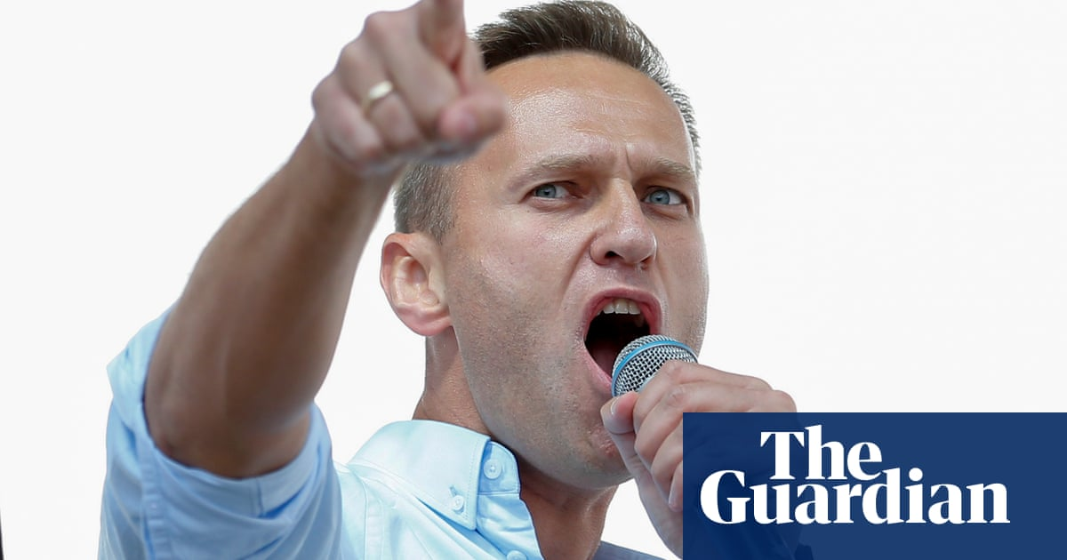 'Psychological violence': Alexei Navalny says he is forced to watch eight hours of state TV a day