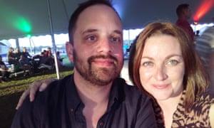 Gemma and Dominic Capparelli