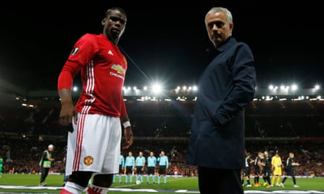 José Mourinho starting to enjoy the fruits of Paul Pogba's growing maturity | Richard Jolly