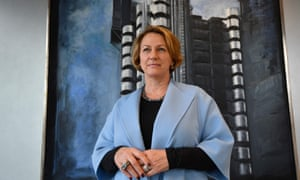 Inga Beale, the Lloyd's of London CEO