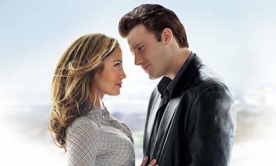 Jennifer Lopez and Ben Affleck in Gigli