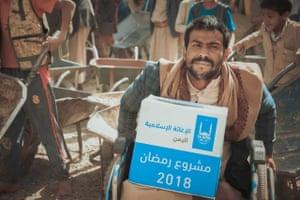 Mohammed Munsar, 38, from Amran