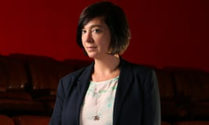 Vicky Featherstone, the Royal Court theatre's artistic director