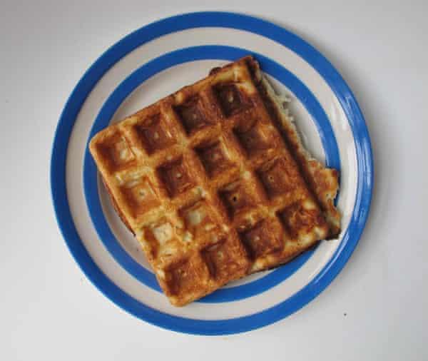 Dan Doherty's Belgian waffles.