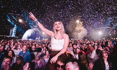 Isle of Wight festival, which has been cancelled for 2020.