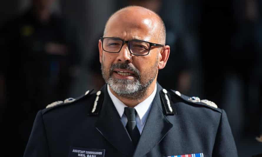 Neil Basu advocated Prevent should be judged on the basis of a 'public health approach'.