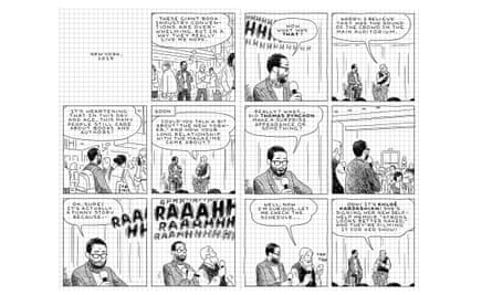New York, 2015 by Adrian Tomine.