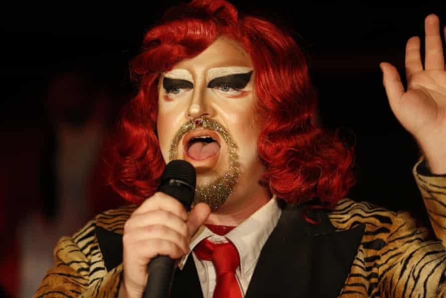 Tom Rasmussen … 'The drag community is adapting swiftly.'