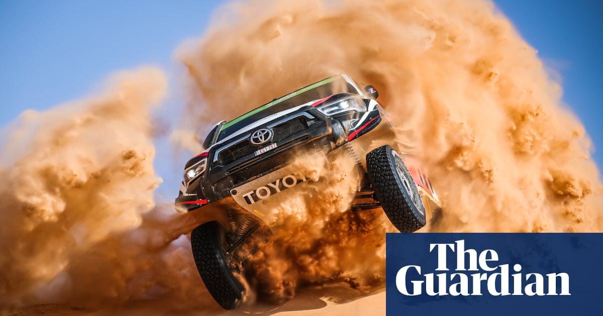 Dakar Rally 2021: Dust, sand and stunning desert vistas – in pictures