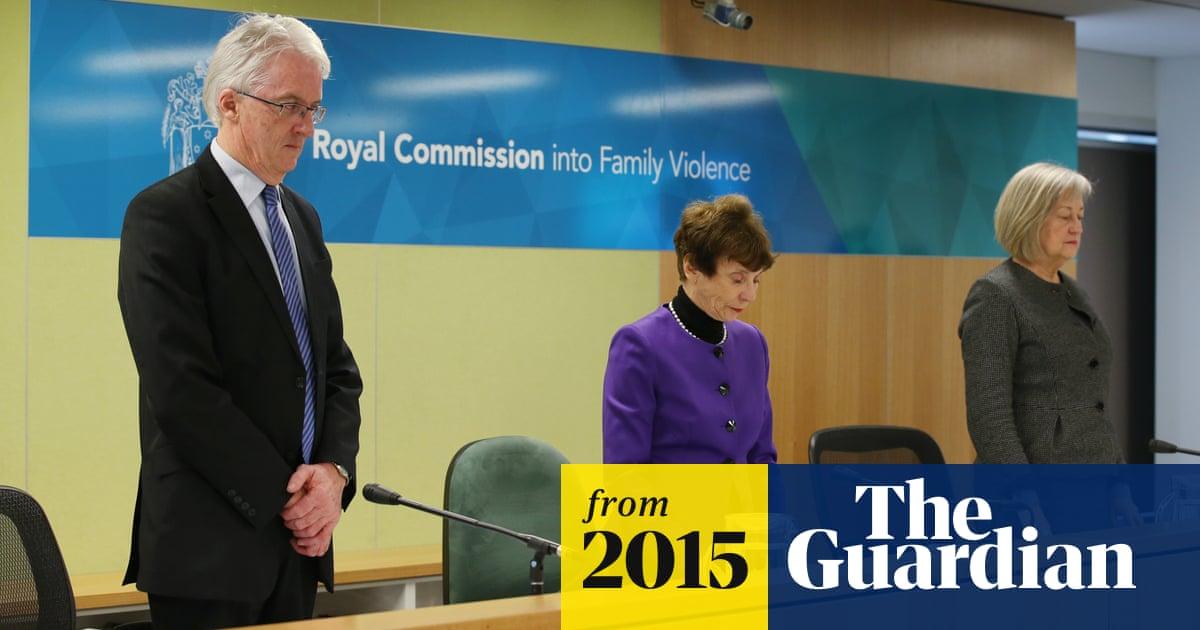 Family Violence Royal Commission - Victoria, Australia cover image
