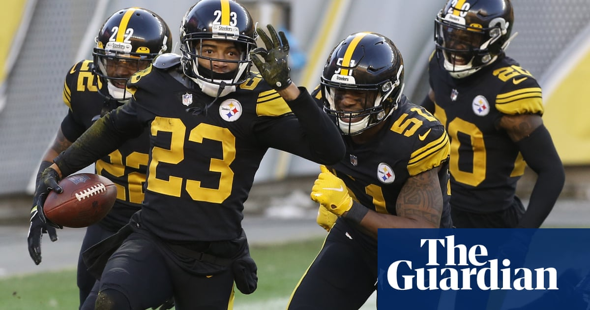 Steelers stay unbeaten after beating Ravens in thrice-postponed game