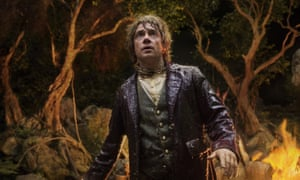 Bilbo the Hobbit: first mistaken by trolls at dinnertime for 'an oversized squirrel'.