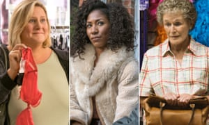 Bridgett Everett (Love You More), Diarra Kilpatrick (The Climb) and Glenn Close (Sea Oaks) star in Amazon's latest round of pilots