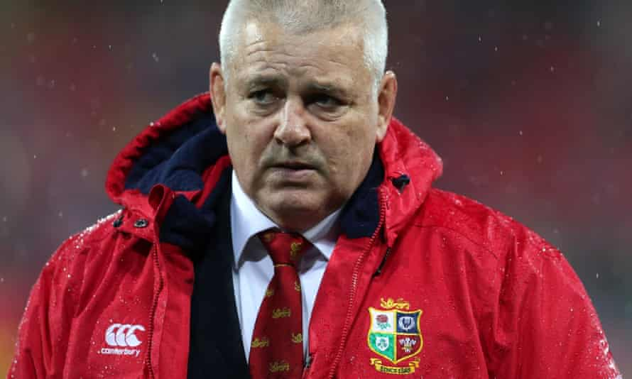 Warren Gatland has picked a Lions squad with an an average age of 28.5, a shade more veteran than the 2009 party.