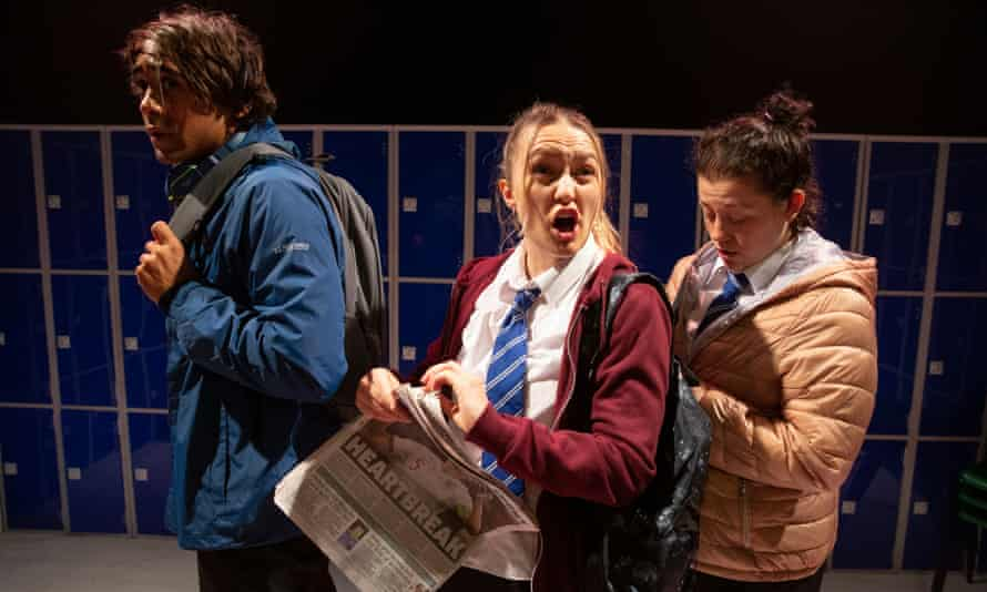 Who Cares being performed at the 2019 Edinburgh festival