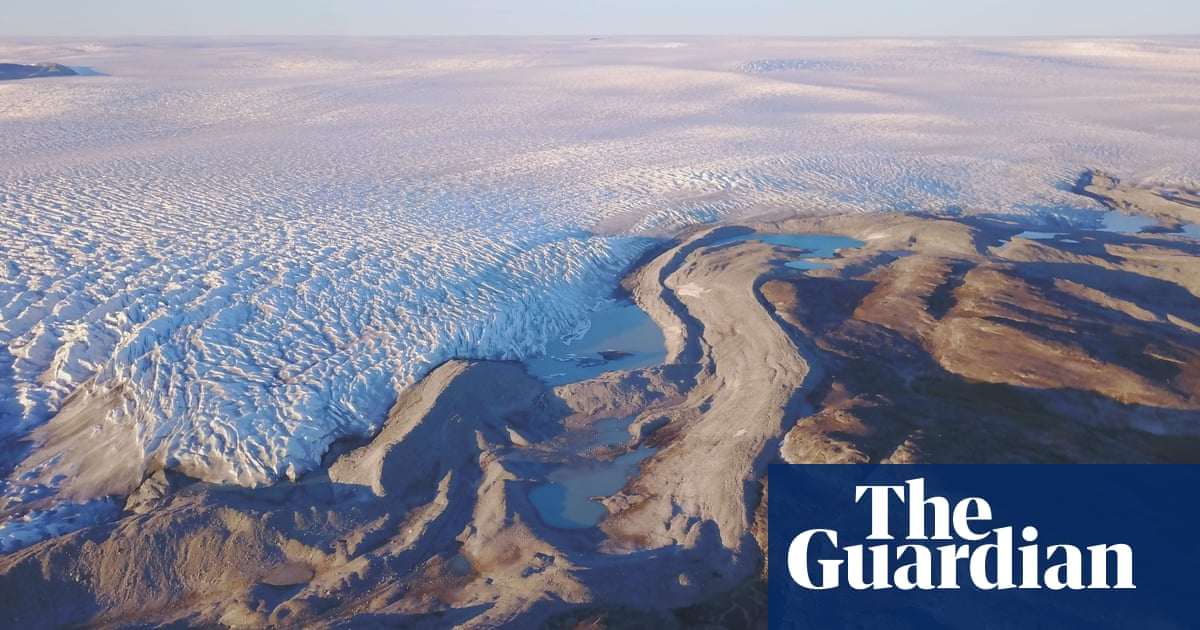 Greenland ice sheet on brink of major tipping point, says study