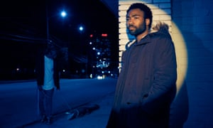 This is America... Donald Glover as Earn Marks in Atlanta: Robbin' Season.