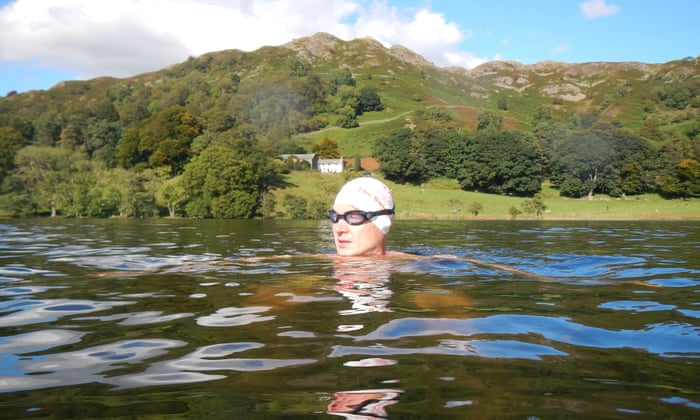 dd29c2fa2f0 Cold calling: a wild swimming adventure in the Lake District | Travel | The  Guardian