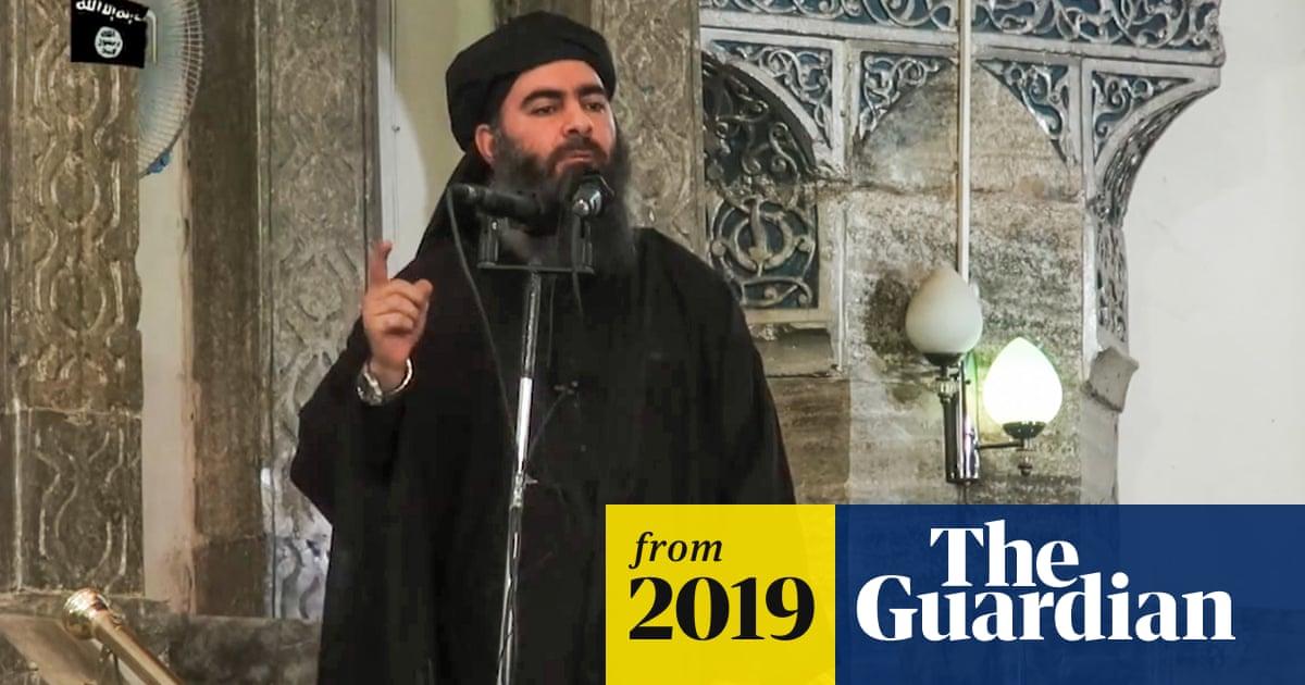 Abu Bakr al-Baghdadi killed in US raid, Trump confirms
