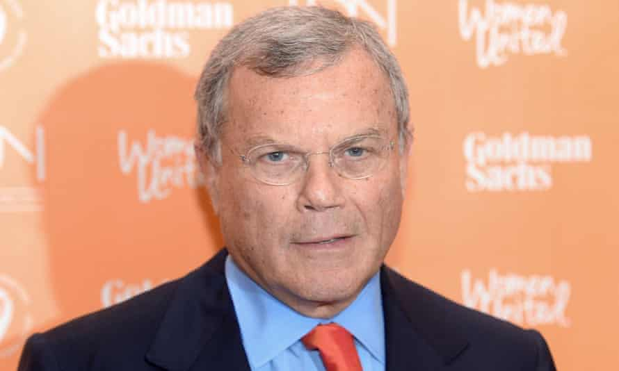 WPP's Martin Sorrell received a £70m pay package for last year.
