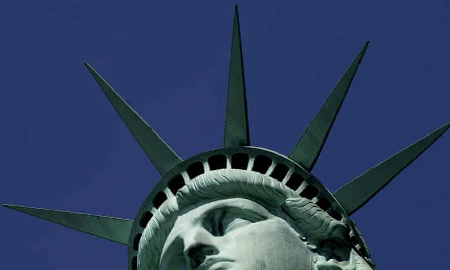 Crown of Statue of Liberty.