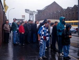 #01Cry For HomeGreenock Morton v Dunfermline AthleticCappielowInverclydeScotland1995